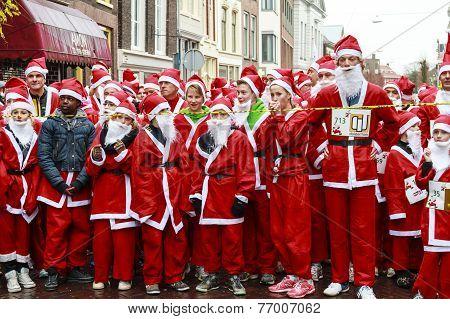 Santa Start