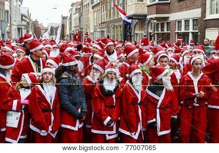 Santa's Waiting