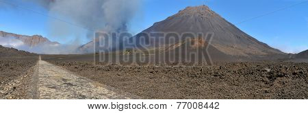 Read Leading To Eruption Site