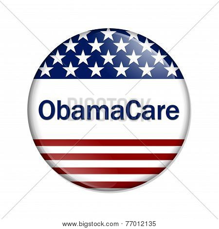 Obamacare Button
