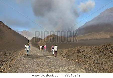Into The Eruption