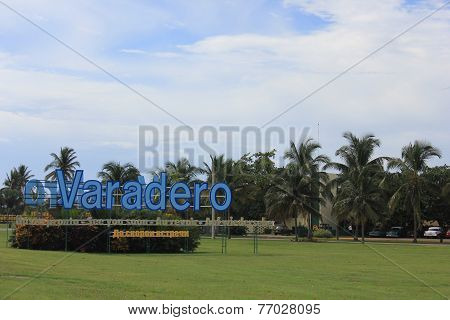 Arriving At Varadero Airport