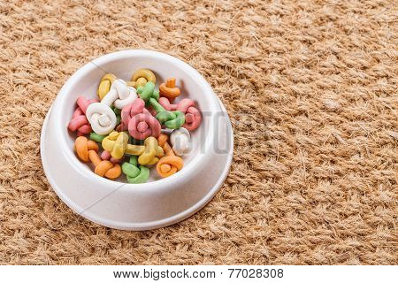 Cat Or Dog Food Snack