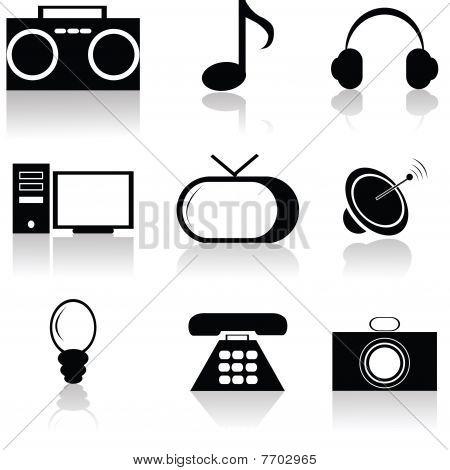 Sistema multimedia.