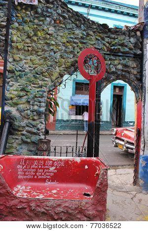 Callejón De Hamel, Havana