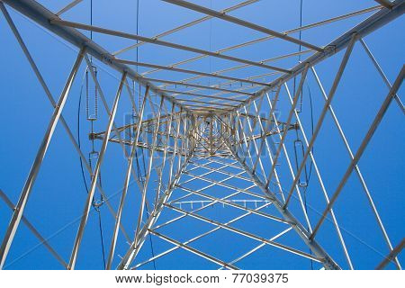 High Voltage Pylon - Where Is Spiderman?