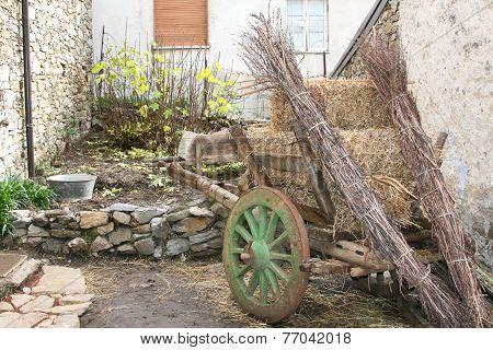 Rural Sardinian Cart