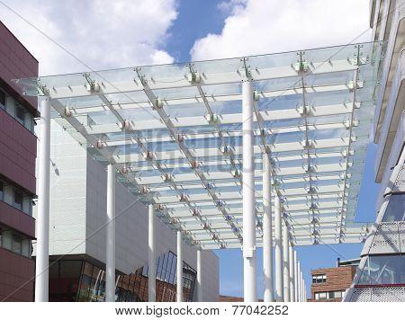 Glass Wind Canopy Netherlands