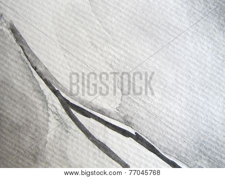 Black and white Watercolor Background 1