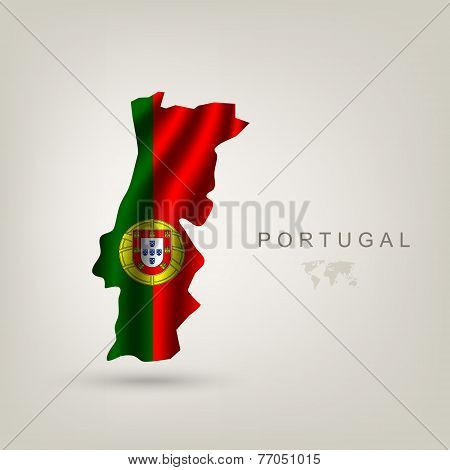 Flag of Portugal as a country