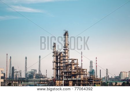 Chemicals Plant