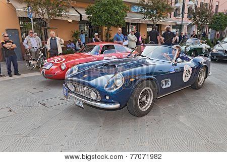 Ferrari 250 Gt Spyder California (1961)