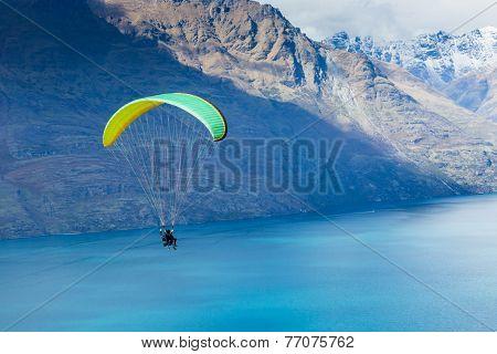 Queenstown Parachute