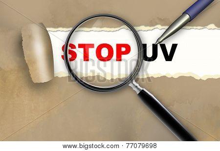 Stop Uv