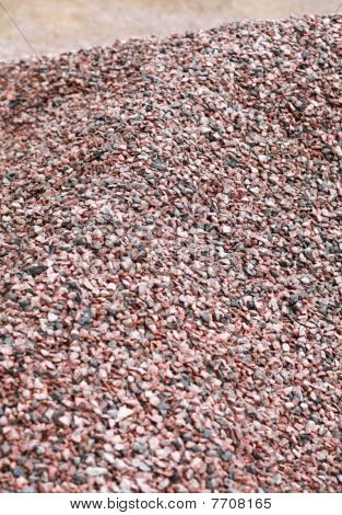 Heap Of Gravel