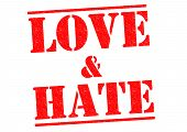 picture of hate  - LOVE  - JPG