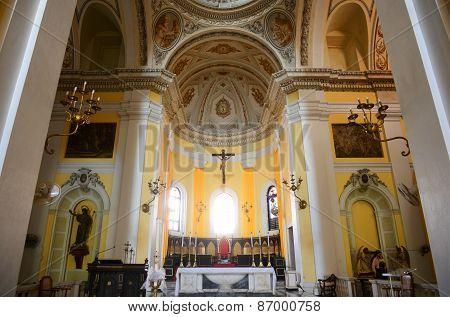 Cathedral of San Juan Bautista, San Juan, Puerto Rico