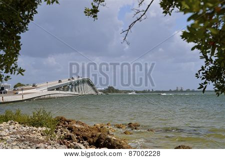Sanibel Causeway Bridge