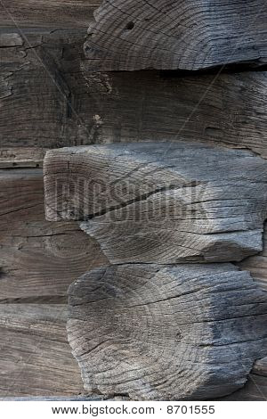 Wooden Frame. Macro. #2
