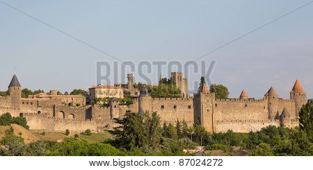 Carcassonne's Walls
