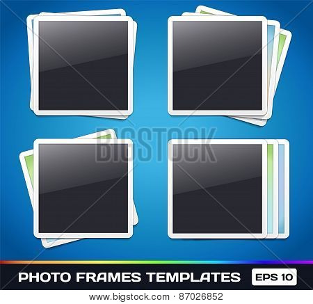 Vector Photo Frames Gallery