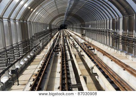 Subway Tunnel No Motion