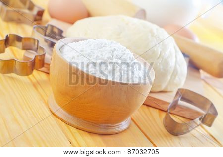 ingredient for dough