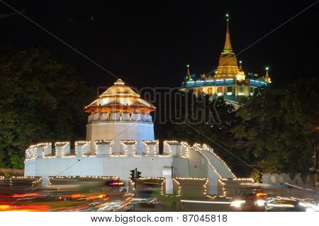 Old Quarter Of Bangkok