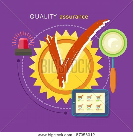 Quality Assured Concept