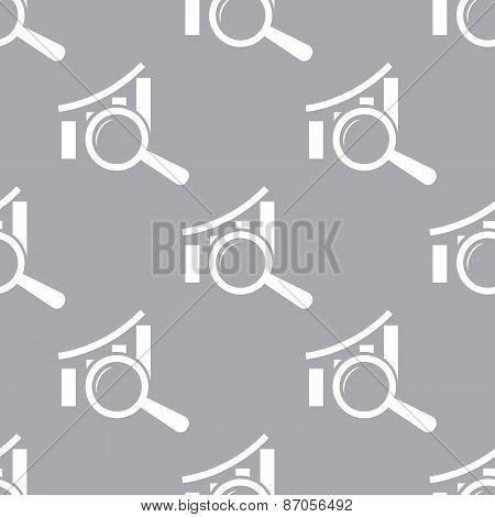 Graph scan seamless pattern