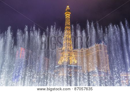 Las Vegas , Fountains