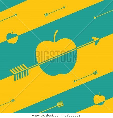 Arrow in Apple
