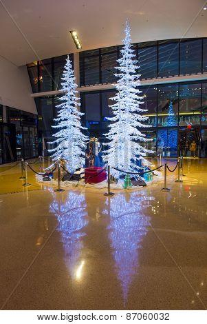 Las Vegas Crystals Mall
