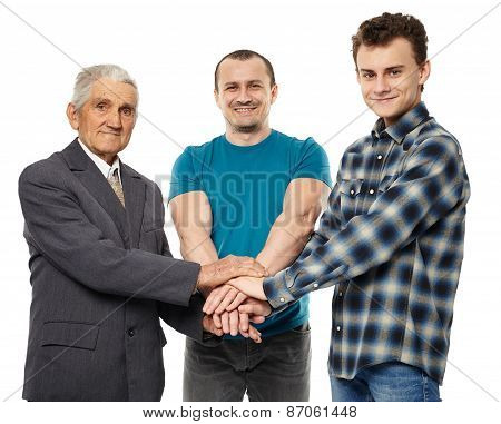 Help And Support Between Generations