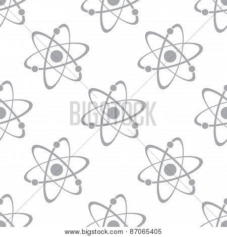 New Atom seamless pattern