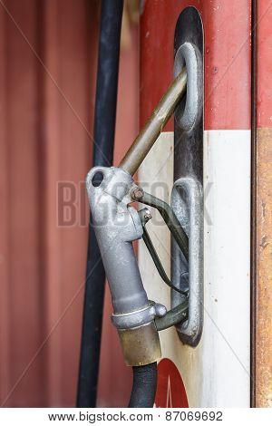 Vintage Gasoline Fuel