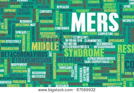 MERS or Middle East Respiratory Syndrome background