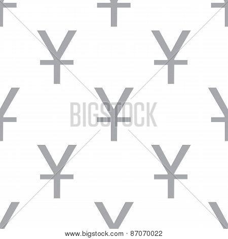New Yen seamless pattern