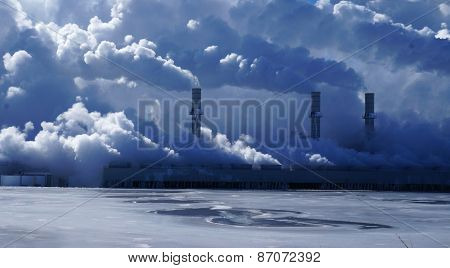 Minooka Combined Cycle Power Plant, Minooka, Illinois