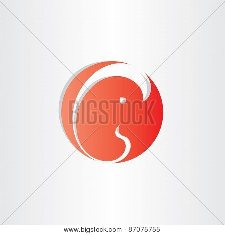 Embryo Fetus Icon Design Element