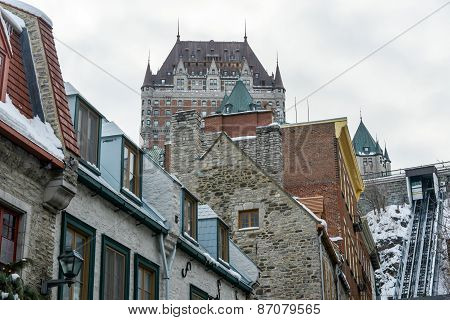 Old City - Quebec City, Canada