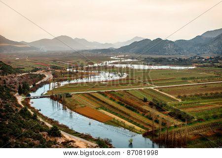 Croatian landscape