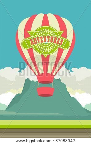 Balloon flight