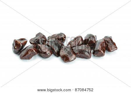 Close Up Seed Of Tamarind