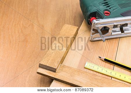 Carpenter's Equipment