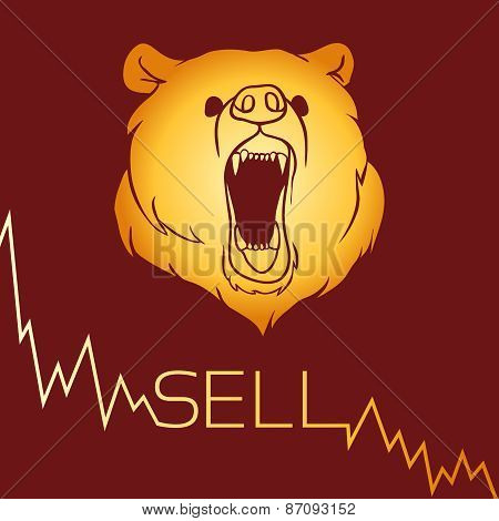 Bear short selling