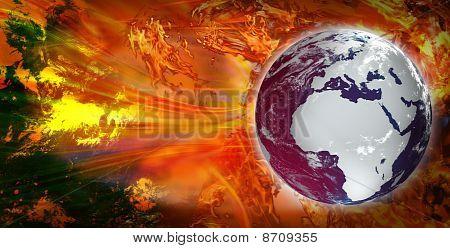 World Under Fire