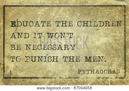 Educate Pyth