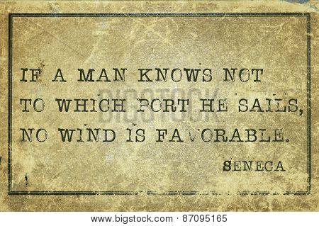 No Wind Seneca