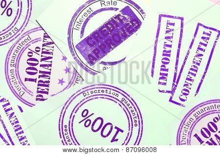 Stamp Print
